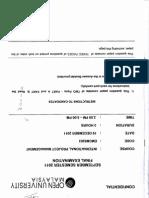 International Project Management Exam Paper - September 2011