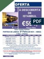 Oferta À Descoberta de Istambul Desde (*) PreÇo Final