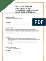 Kertas Kerja Bulan Kemerdekaan SKPP 2011