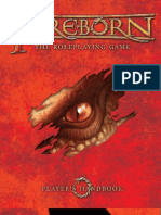 Fireborn - Player's Handbook