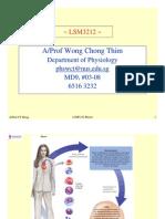 LSM3212_Lecture 2-4 Blood
