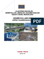 Demiryollari Kopru Tasarim Eki