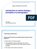 LSM3254_Lecture 6 Fundamentals of Oceanography