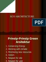 Eco-Architecture 2
