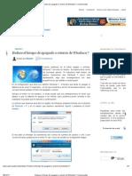 Reduce El Tiempo de Apagado o Reinicio de Windows 7 _ Cybernautas