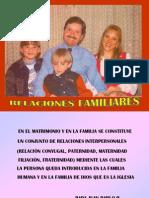 RELACION FAMILIA
