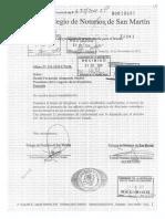 Ejercicio de la función notarial en los Consulados que el Perú tiene en el extranjero
