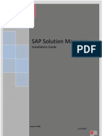 SAP Solution Manager Installation Guide Windows 2003 64-bit with Oracle 10g