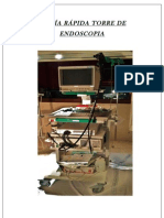 Guía Rapida Torre de Endoscopía