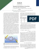 Chris Liu, Derek Walter and Daniel Neuhauser- Molecular Recognition and Conductance in Crown Ethers