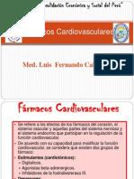 Fármacos Cardiovasculares
