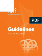 EACS Guidelines - 6.0 Octubre 2011