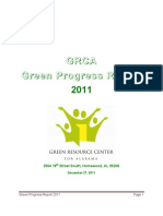 2011 Green Progress Report