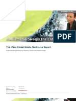 iPass Mobile Global Mobile Workforce Report