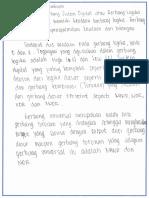 ANALISA DAN KESIMPULAN PRAKTIKUM VHDL (TULIS TANGAN)