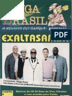 Ginga Brasil Especial Exalta 25 Anos