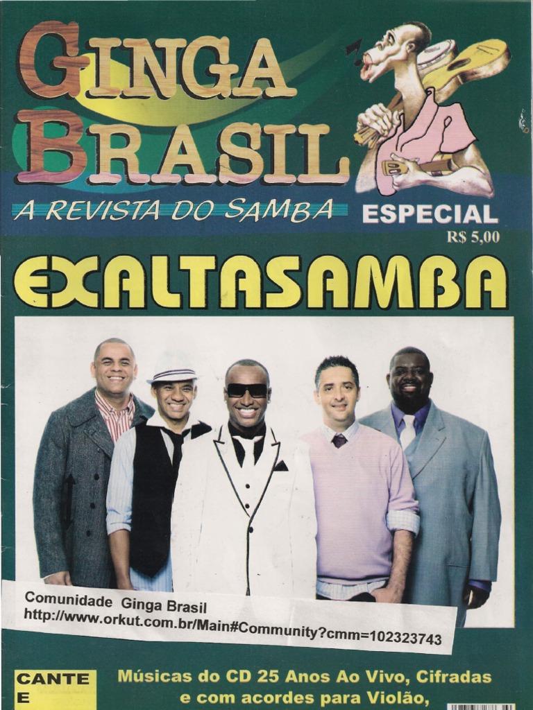 ANOS MP3 25 CD BAIXAR EXALTASAMBA DO