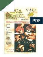 Ginga Brasil - Especial Exalt a Samba 2002