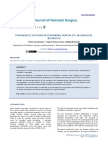 Prognostic Factors Determining Mortality in Surgical Neonates
