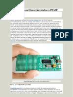 Trad_Começando com Microcontroladores PIC18F  Embedded Lab