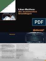 LKW Reifen Spezifikation