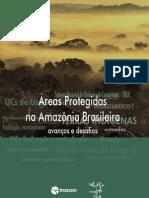 Áreas protegidas na Amazônia Brasileira