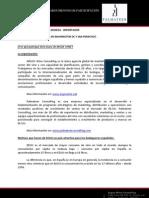 Argumentos de participación en evento de encuentros individuales con importadores EE.UU. marzo 2012