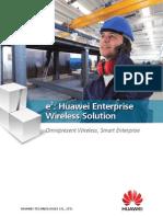 Huawei Enterprise Wireless Solution V1[1].0 (20111031)