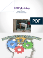 Sleep Physiology - Dr.ebtehag