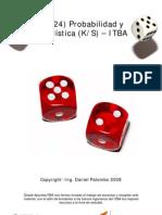 Probabilidad y Estadística ITBA