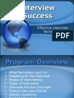 71dbInterview Success