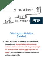 água cinza