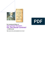 23204734 Rousseau the Social Contract
