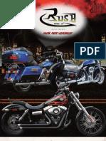 2010 Rush Racing Products Harley Catalog