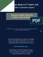 CBOT Market Profile Keys