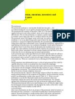 56.Peritoneum,Omentum,Mesentry and Retro Peritoneal Space