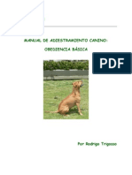 Manual de Adiestramiento