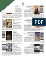 Publicaciónes 1999-2009
