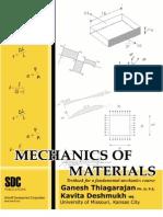 Deshmukh, Mechanics of Materials