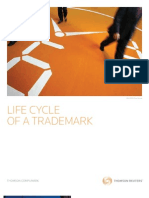 Life Cycle of a Trademark