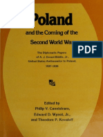 POLAND and the Coming of the Second World War
