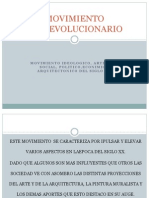 MOVIMIENTO POSREVOLUCIONARIO (2)
