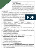 Consul Plan 2007 Embrapa Apoio Administrativo Prova