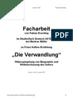 Fabian Everding - Facharbeit