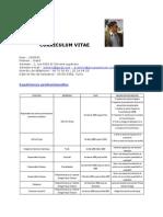 Curriculum Vitae Walid Chokri (1)