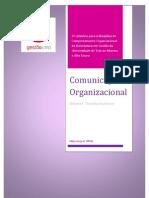 Relatório sobre comunicação
