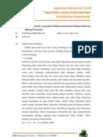 KIMIA FISIKA III - Pengaruh Katalis Ammonium Molibdat Dalam Reaksi Kalium Iodida Dan Hidrogen Peroksida