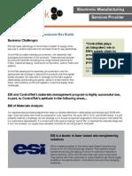 ControlTek Case Study - ESI Box Builds