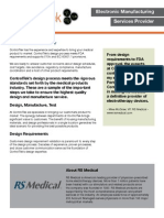 ControlTek Case Study - RS Medical