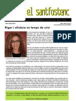 El Santfostenc, edició desembre 2011